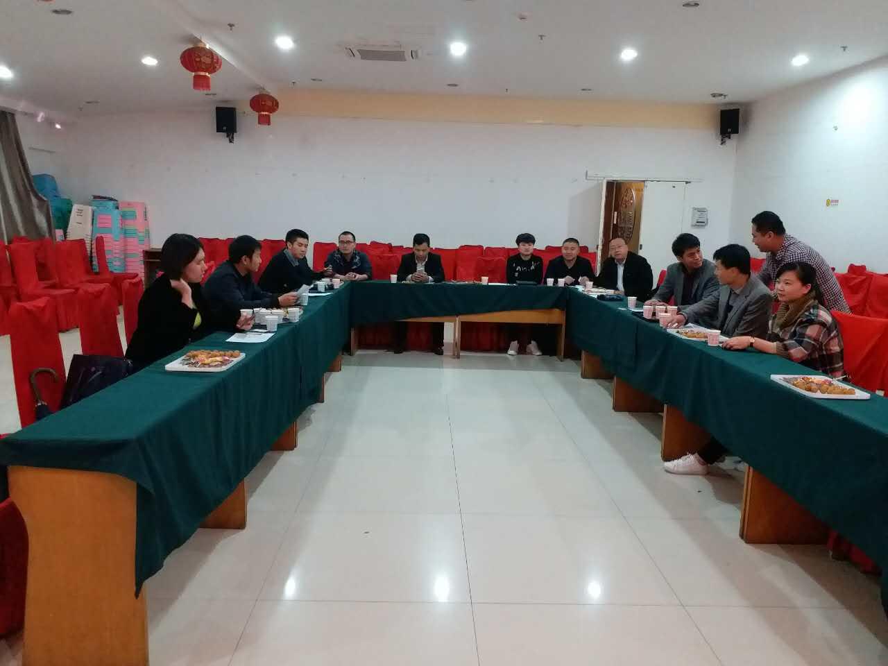2017天工网重庆建筑业务圈人脉交流会(三期)