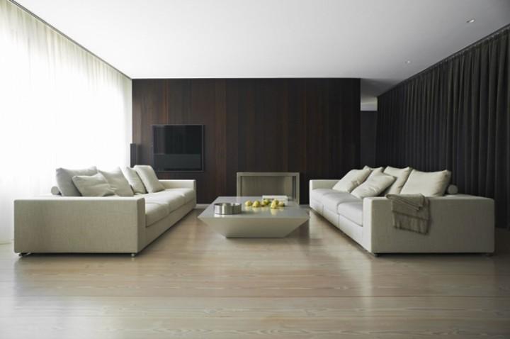 没有电视墙的客厅,你能如何装饰?