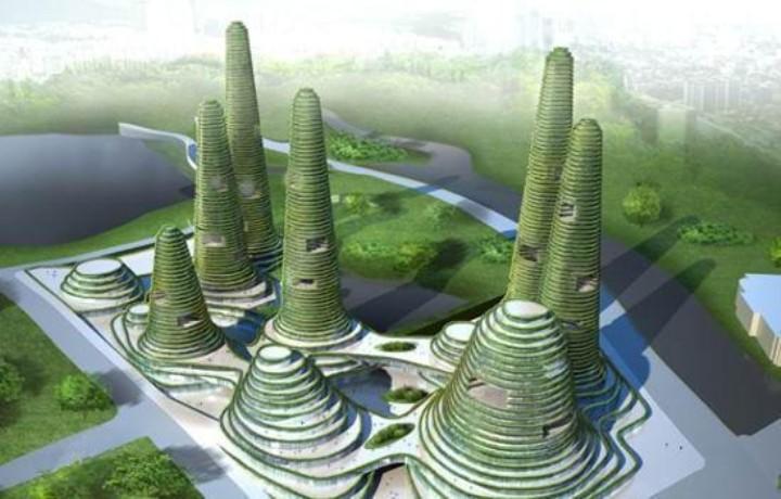 绿色建筑 ――你我未来的家园