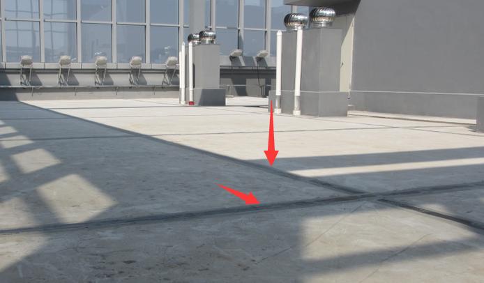 屋面卷材隐蔽_屋面保护层分格缝处理方法? |屋面分格缝做法|屋面分隔缝处理 ...