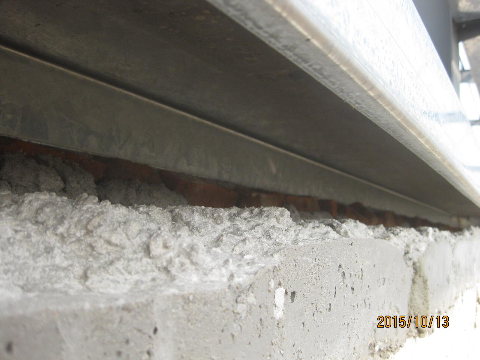 每日一问:钢结构仓库外墙两种墙体交接部位的细部节点
