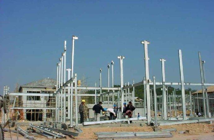 现代钢结构住宅技术流派分析(一)?