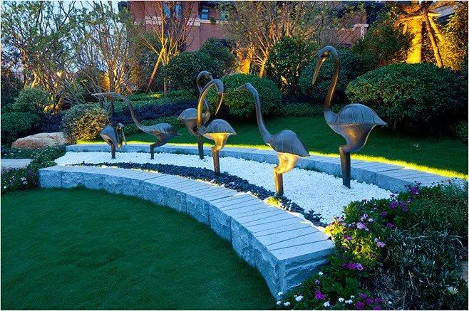 问答平台 园林 规划设计 园林小品 【景观意向】高颜值居住区雕塑小品