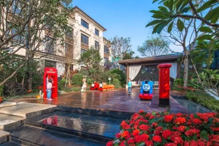 庭院就得这么设计,龙湖绝美庭院设计分享?