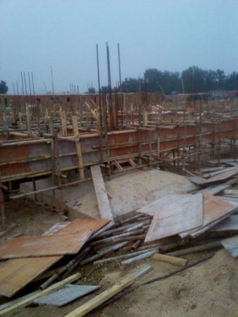 问答平台 结构 结构设计 混凝土结构 地梁与基础顶面有600高差,柱子要