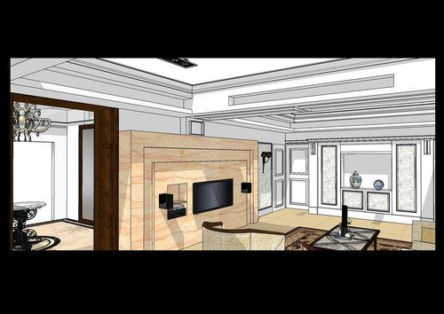 室内家居天花如何设计?