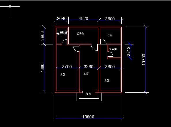 6平方卧室小房间布置_装修效果图