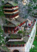 娲皇宫(又名:吊庙)