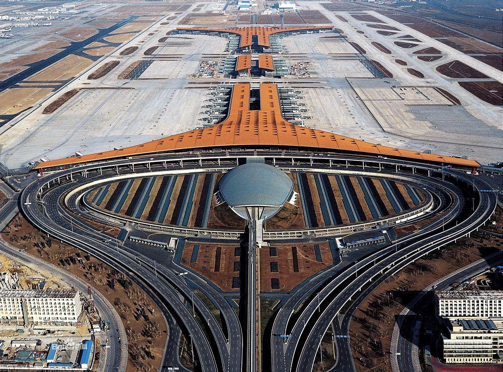----北京首都国际机场3号航站楼