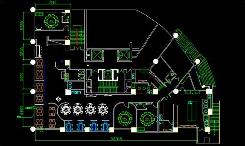 问答平台 装修 室内设计 酒店餐饮 下图空间,要做一个咖啡厅,求大神