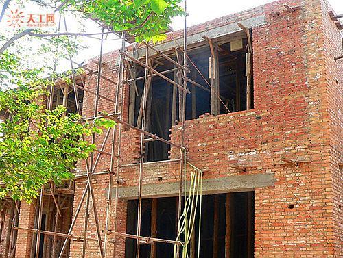 125平米农村自建房设计图