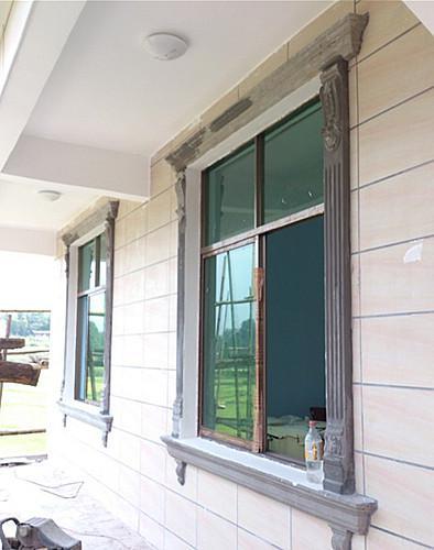 小清新窗台素材