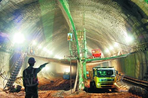 问答平台 市政路桥 地铁/轻轨/隧道 隧道开挖方法有哪些,简述隧道开挖
