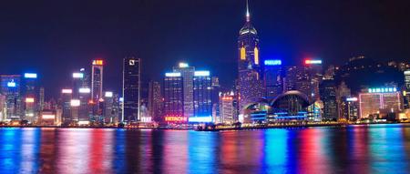国内夜景最美的地方 盘点九大最美夜景城市图片