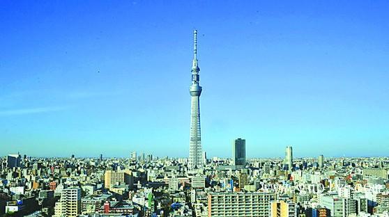8,东京天空树(日本)