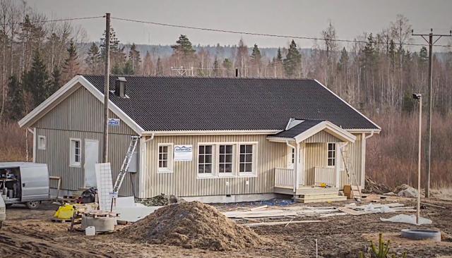 木板房子图片大全