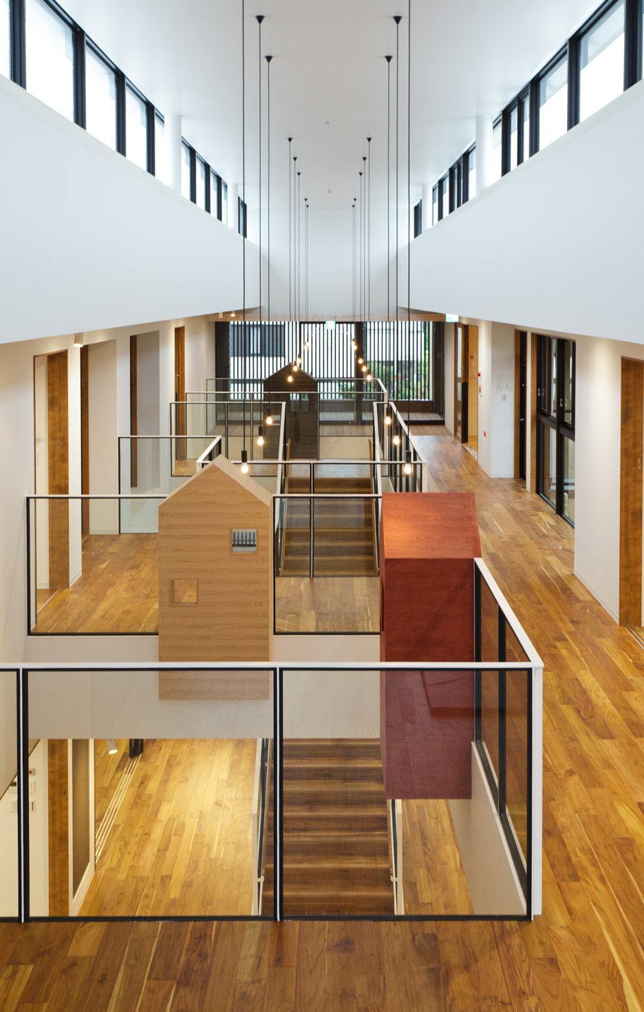 问答平台 建筑 方案设计 文化体育 > 【幼儿园】日本有个可以捉迷藏的