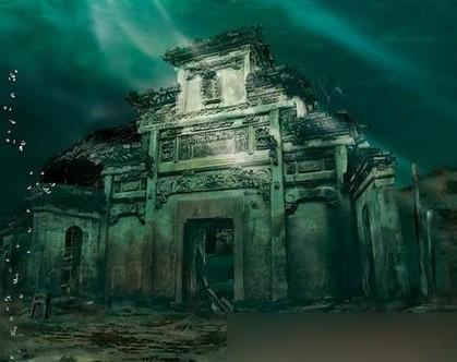 千岛湖水下古城?