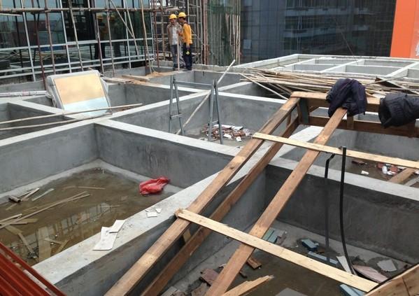 反梁屋顶花园防水疏水的做法?